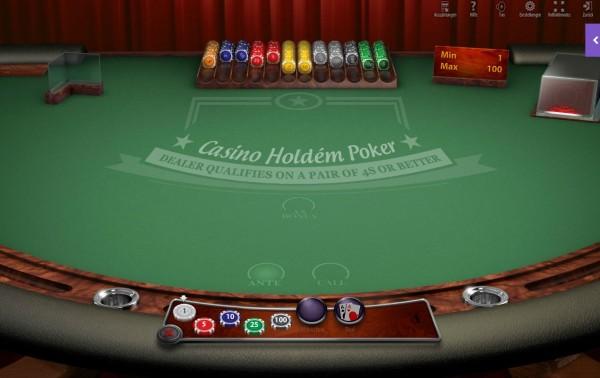 mbitcasino poker
