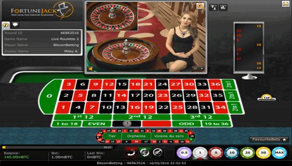 fortunejack dealer