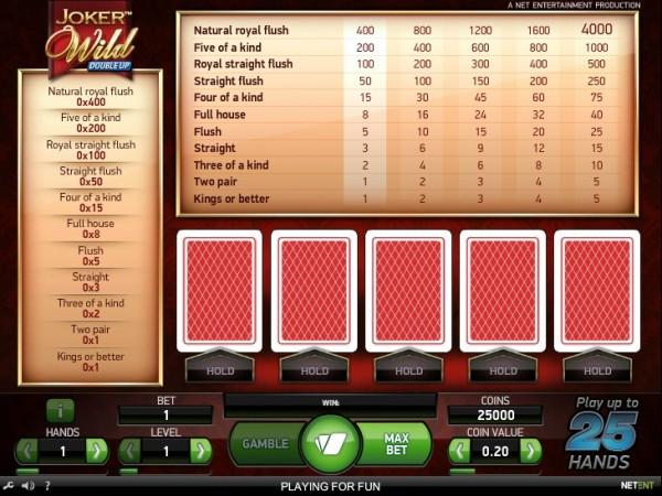 playamo joker-poker