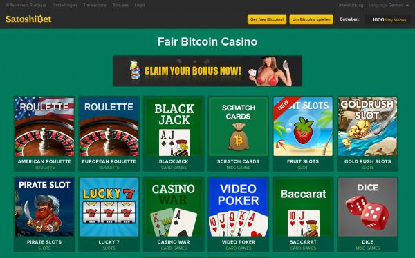 Bitcoin casino king casino bonus