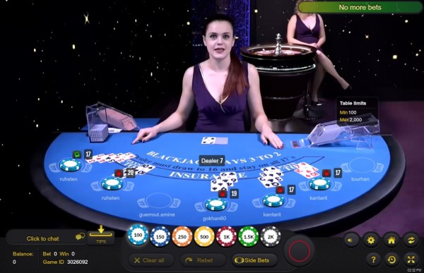 bitcasinoio live blackjack