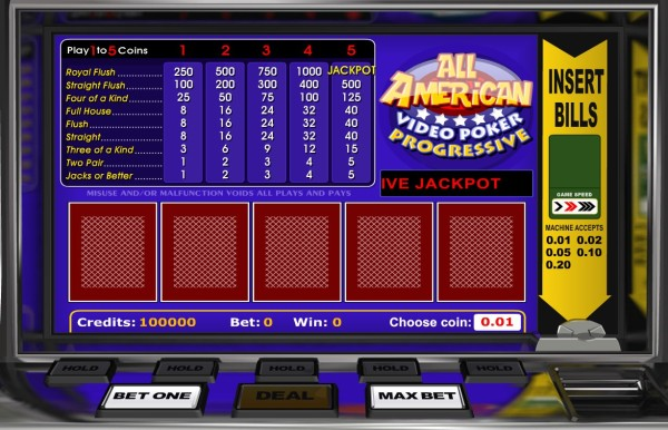 fun-casino video poker