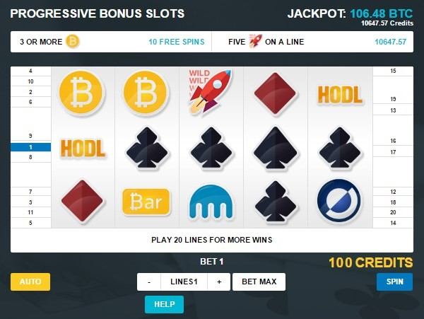 games.bitcoin slot