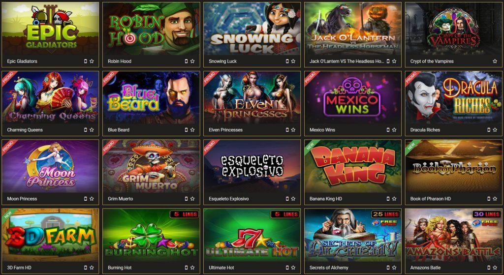 1xslot casino review