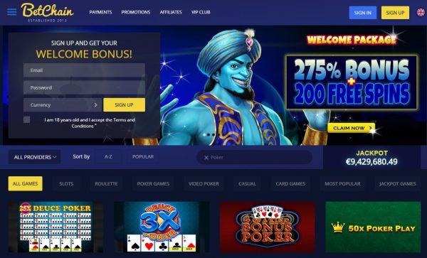 litecoin online casino