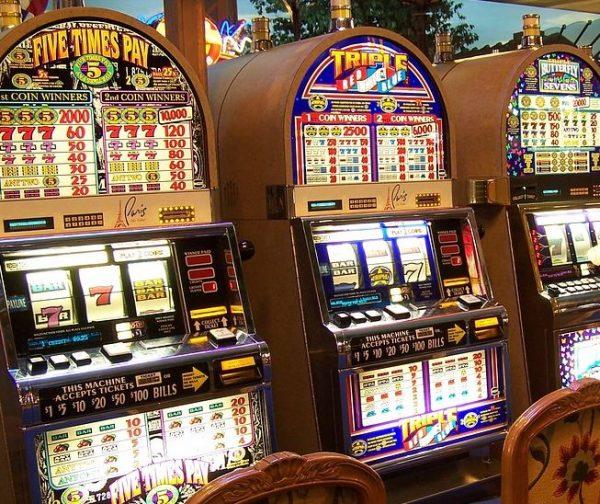 Meilleures machines à sous Bitcoin Casinos et sites de jeux d'argent